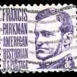 Francis Parkman American historian — Stock Photo #40831243