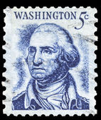 George Washington 1st US President — Stock Photo