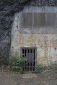 World war II bunker — Stock Photo