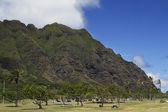 Kahana valley state park — Stock Photo