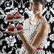 Would you like cupcake — Stock Photo #21954375