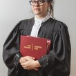 Canadian lawyer — Stock Photo