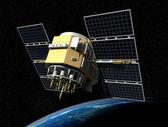 Satelitarna — Zdjęcie stockowe