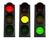 Semáforos — Foto de Stock