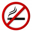 Smoking not allowed — Stock Photo #30537779