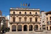 City hall of Castellon — Stok fotoğraf