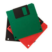 Diskette — Stock Photo