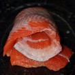 Fillet of rainbow trout — Stock Photo #45881675