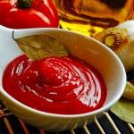 Tomato sauce. — Stock Photo #47910723