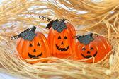 Halloween pumpkin. — Stock Photo