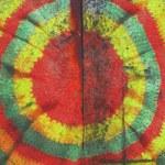 Vintage brick wall retro style rasta hat hippie — Stock Photo #17373469