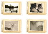 Vintage φωτογραφίες — Φωτογραφία Αρχείου