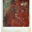 Vintage photos instant photo abstract rusty colored - Stock Photo