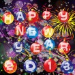 Happy New Year 2013 illustration — Stock Photo #14332787