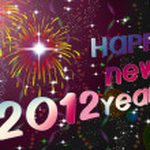 Happy New Year 2012 illustration — Stock Photo #7806284