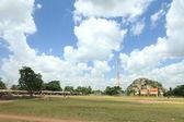 Field - Soroti, Uganda, Africa — Stock Photo