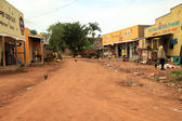 Road To Soroti - Uganda, Africa — Stock Photo
