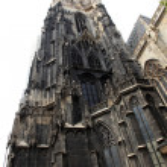Stephansdom, St Stephens Cathedral, Vienna — Stock Photo