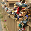Love Padlocks — Stock Photo #12333839