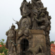 Charles Bridge - Prague - Stock Photo