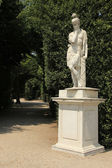 Statue - Schonbrunn Palace, Vienna — Stock Photo