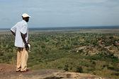 Rural Uganda, Africa — Stock Photo