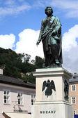 Mozart - Salzburg, Austria — Stock Photo