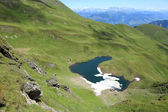 Brandlsee Lake in The Alps — Stock Photo
