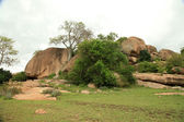 Nyero Rock Caves - Uganda, Africa — Stock Photo