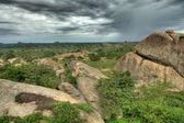 Nyero Rock Caves - Uganda - The Pearl of Africa — Fotografia Stock