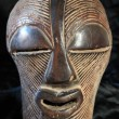 African Tribal Mask - Songe Tribe — ストック写真