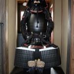 Samurai Warrior Model - Kyoto, Japan — Stock Photo