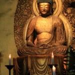 God Statue - Zojoji Shrine,Tokyo, Japan — Stock Photo #12468246