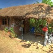 Craft Shop in Uganda - Stock Photo