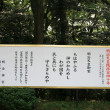 Sign - Meiji Shrine, Tokyo, Japan — Stock Photo