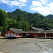 Itsukushima Shrine, Miyajima, Japan — Stock Photo