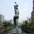 Statue of Lady - Nagasaki City, Japan - Lizenzfreies Foto
