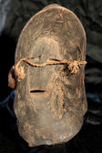 African Tribal Mask - Tabwa Tribe — Stock Photo