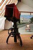 Estúdio fotógrafos - aldeia histórica de hokkaido, japão — Foto Stock