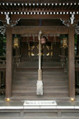 Modlitwa dzwon - yasaka shrine, kioto, japonia — Zdjęcie stockowe