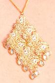 Luxury Necklace — Stock Photo