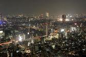 Cityscape, Tokyo Capital City, Japan — Stock Photo