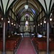 Interior - OurChurch, Nagasaki, Japan — Stock Photo #12470040