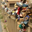 Love Padlocks — Stock Photo #12477743
