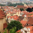 Prague City, Czech — Stockfoto