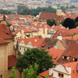 Prague City, Czech — Foto Stock