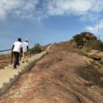 Abela Rock, Uganda, Africa — Stock Photo