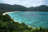 Tropical Beach - Tokashiki Island, Okinawa, Japan — Stock Photo