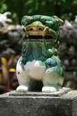 Statue - Iriomote Jima Island, Okinawa, Japan — Stock Photo