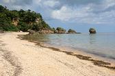 Paradise Beach - Iriomote Jima Island, Okinawa, Japan — Stock Photo